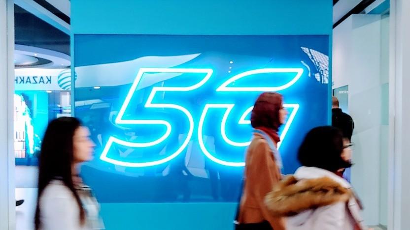 5G ist das dominierende Thema auf dem MWC 2019.