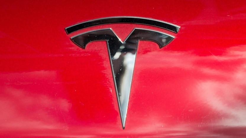 Tesla-Logo (Symbolbild): Hat Tesla den Maxwell-Vorstand zu dem Verkauf gedrängt?