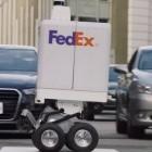 Adieu Postbote: Fedex zeigt treppensteigenden Lieferroboter