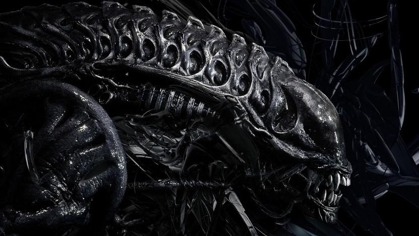 Der Xenomorph jagt Angst ein.