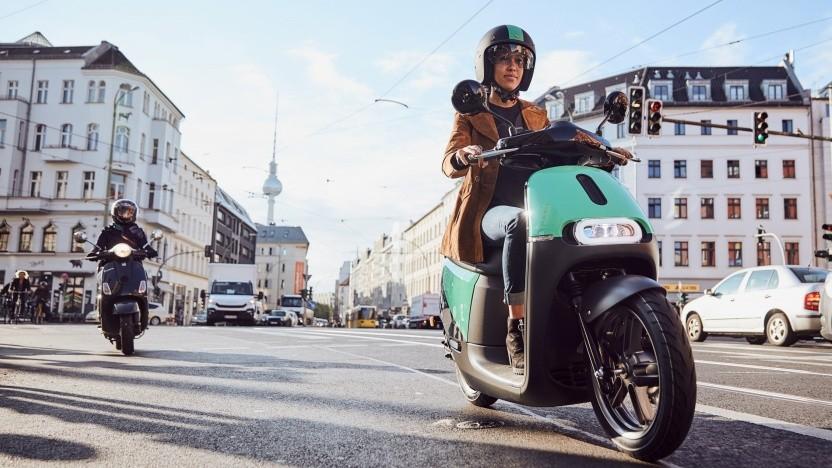 Coup stellt mehr Roller in Berlin zur Verfügung.