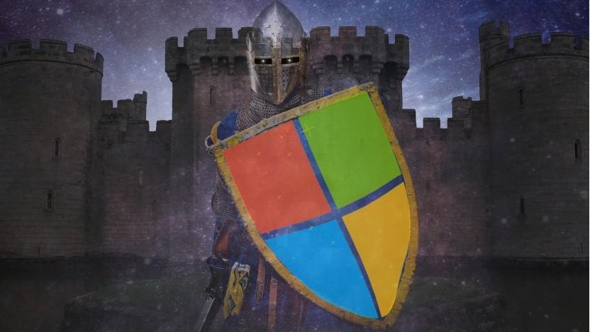 Microsoft schützt die Netzwerke seiner Kunden mit Software.