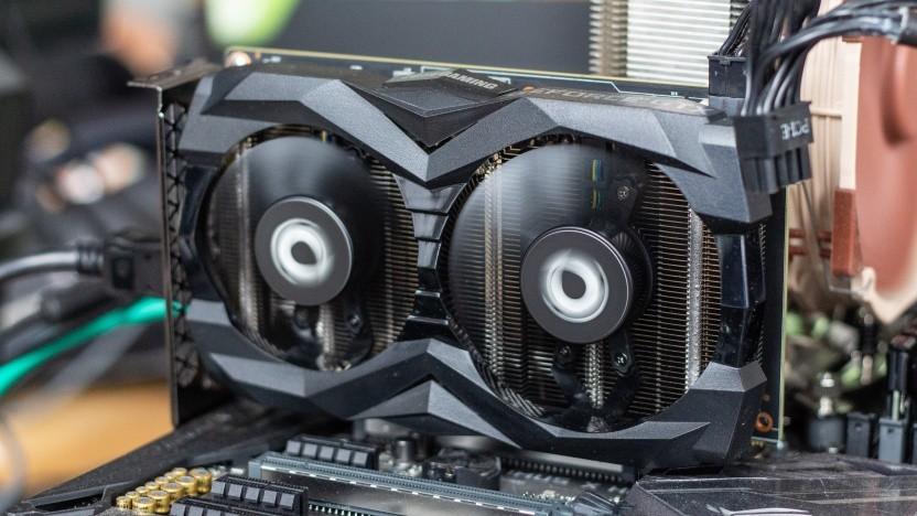 Geforce GTX 1660 Ti von Zotac