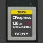 Compact-Flash-Speicherkarten: CF-Express 2.0 schafft 4 GByte/s