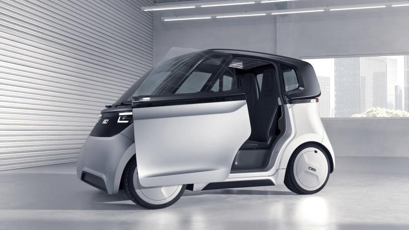 Elektroauto Sven