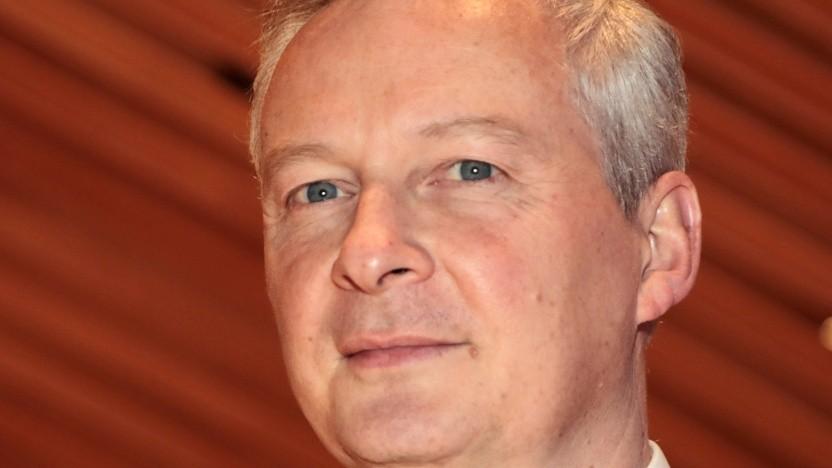 Frankreichs Wirtschaftsminister Bruno Le Maire
