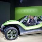 Elektroauto: VW zeigt Kultwagen Buggy mit Heckmotor