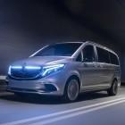Concept EQV: Mercedes stellt komfortablen Elektro-Van vor