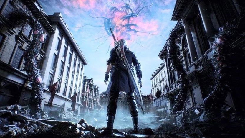 Artwork von Devil May Cry 5
