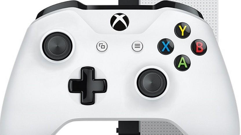 Artwork der Xbox One S