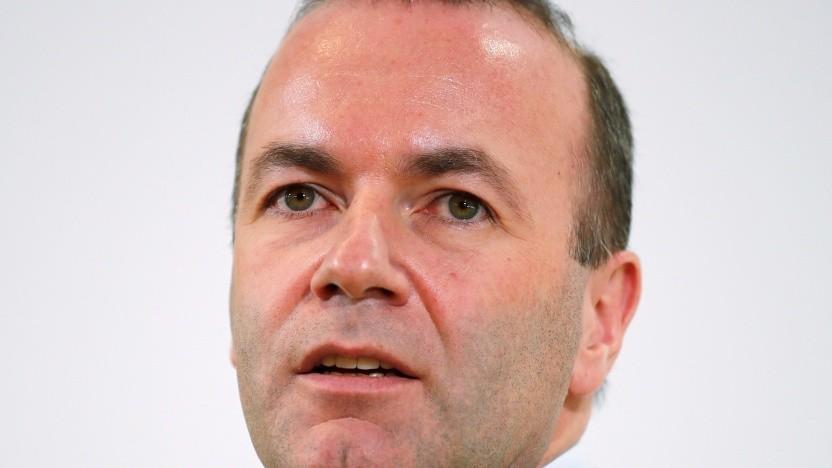 EVP-Fraktionschef Manfred Weber will keine vorgezogene Abstimmung.