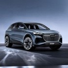Audi Q4 E-Tron Concept: Audi stellt SUV auf Basis von VWs Elektrobaukasten vor