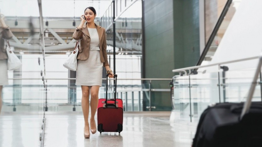 Mobilfunk-Verbindungsprobleme auf Flughäfen sind selten.