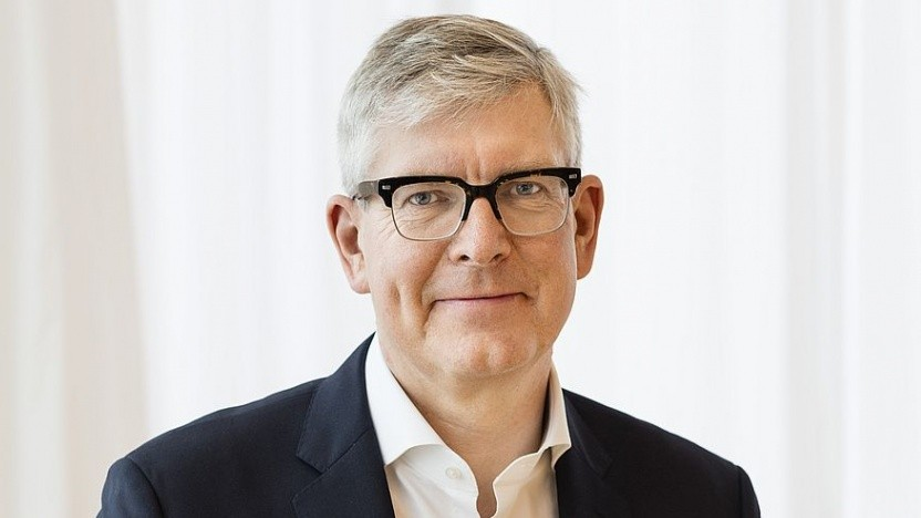 Ericsson-Chef Börje Ekholm