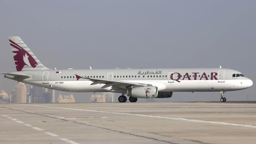 Der Nachfolger des hier zu sehenden A321ceo wird als erstes das neue Bordunterhaltungssystem bekommen. (Symbolbild)
