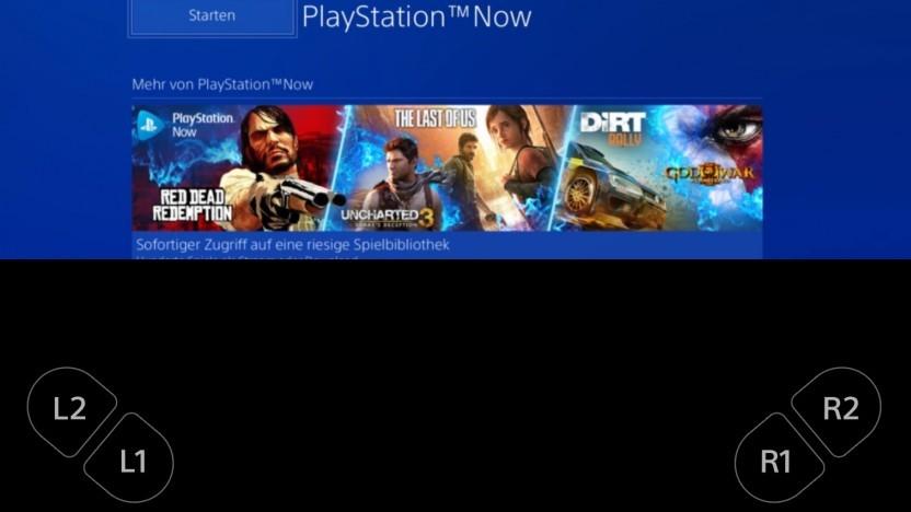 Remote Play auf der Playstation 4