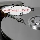 Wissenschaft: Forscher hören Stimmen durch Festplattenvibrationen ab