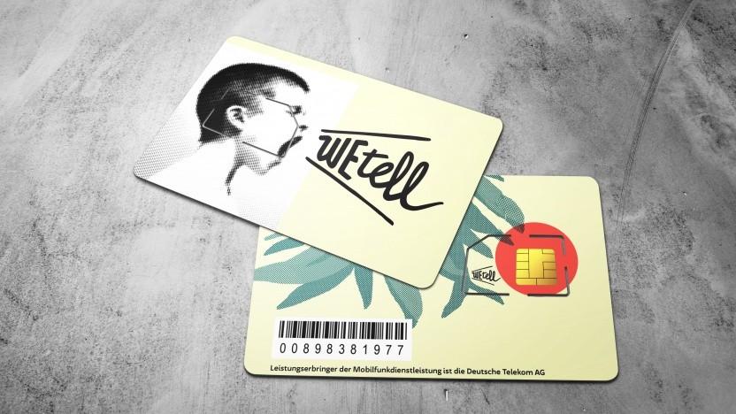 Die SIM-Karte zum nachhaltigen Mobilfunktarif