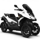 Quad: Eqooder mit Elektromotor als Autoersatz für 2 Personen