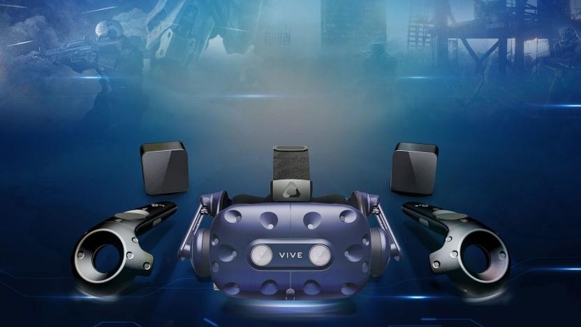 Artwork von HTC Vive