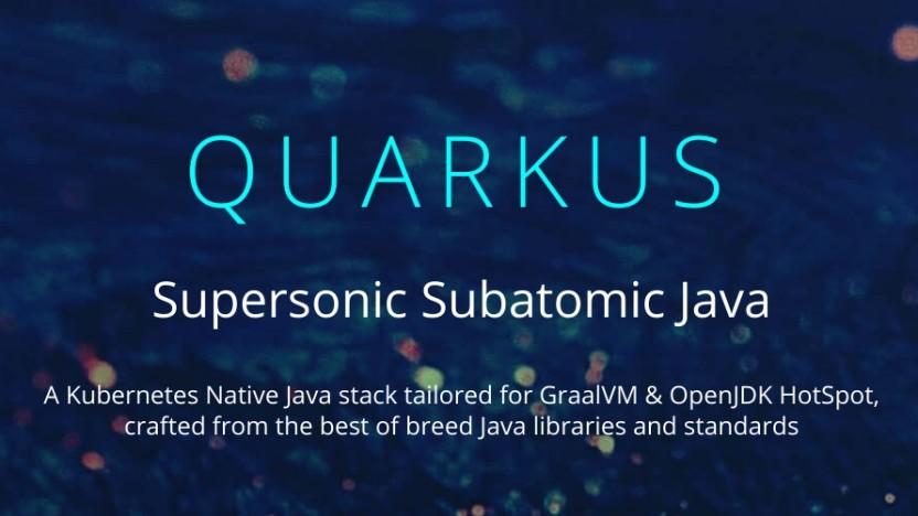 Quarkus soll Java in aktuelle Cloud- und Containerumgebungen bringen.