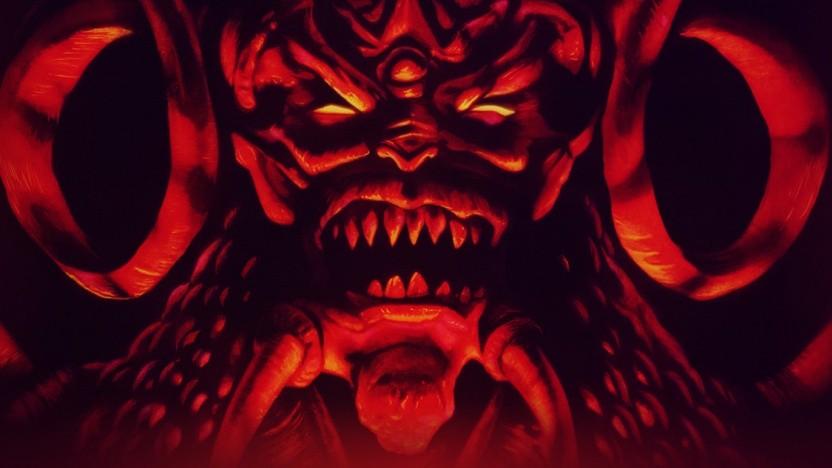 Artwork von Diablo