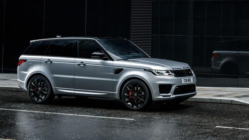 Range Rover: Motor während der Fahrt abgeschaltet.