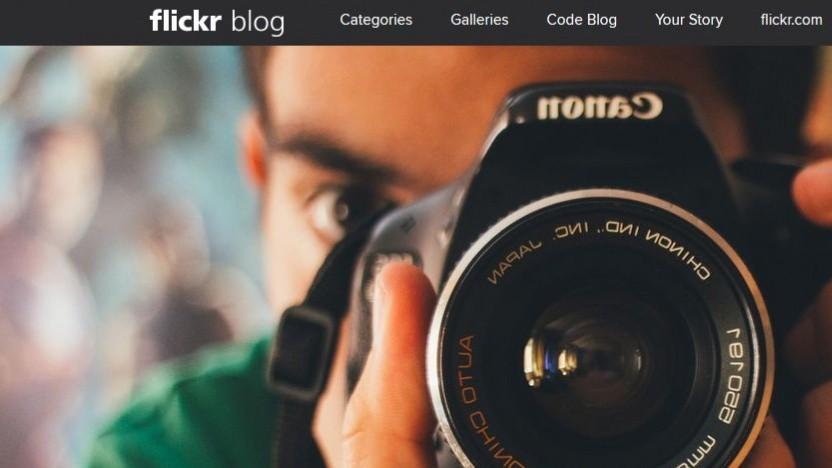 Flickr ändert Umgang mit frei lizenzierten Fotos.