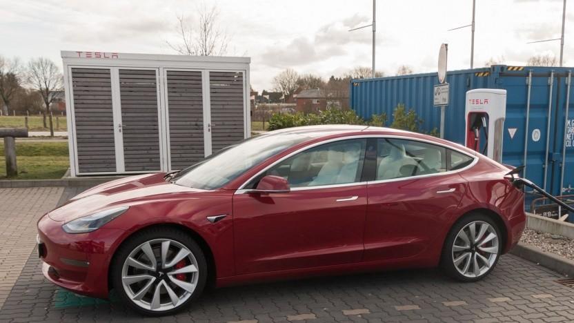 Das neue Model 3 ist noch lange kein autonomes Auto.