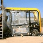 Local Motors: 3D-gedruckter Shuttle-Bus übersteht Crashtest