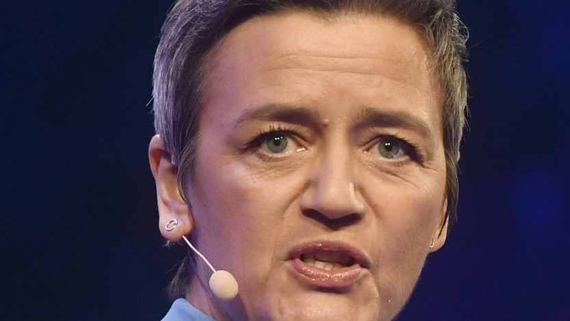 EU-Wettbewerbskommissarin Margarete Vestager