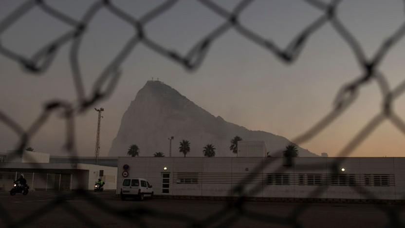 Bald ohne .eu-Domains: Gibraltar