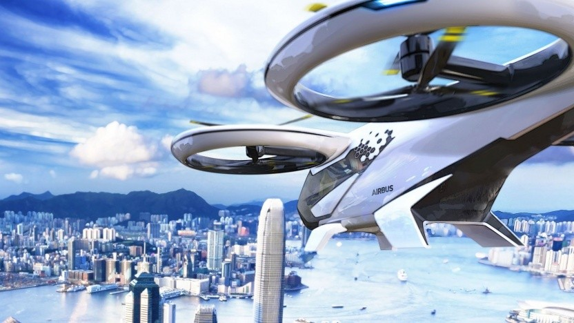 Lufttaxi City Airbus: Pilotprojekt in europäischen 15 Städten