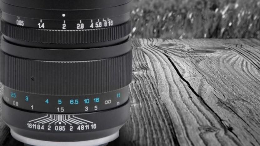 Nocturnus 50mm f/0,95