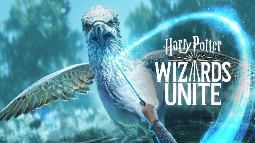 Artwork von Wizards Unite