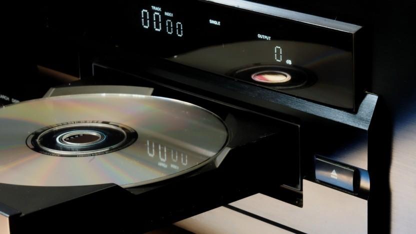 Die CD-Verkäufe in Deutschland gehen weiter zurück.