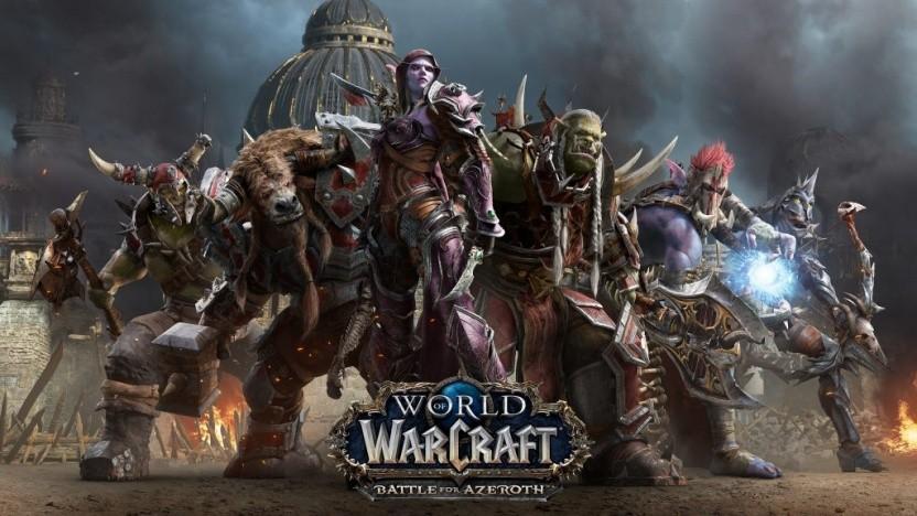 Artwork von WoW Battle for Azeroth