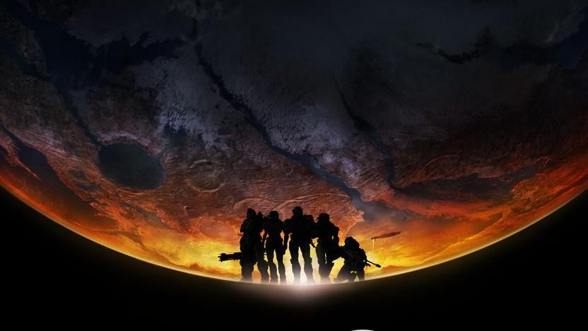 Artwork von Halo Reach