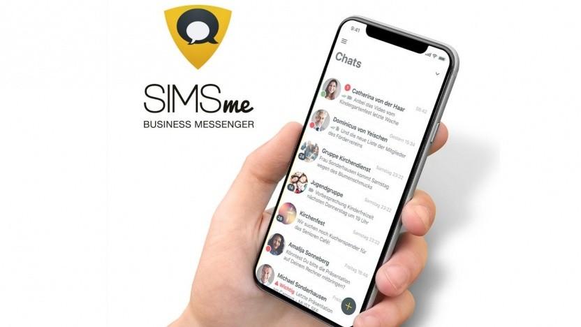 Der Messenger Sims Me blieb seit 2014 unbekannt.