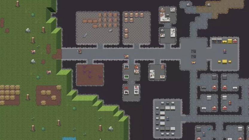 Dwarf Fortress sieht jetzt ansehnlicher aus.
