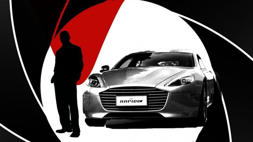 James Bond fährt bald elektrisch.
