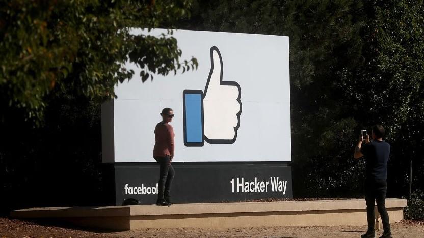 Facebook-Hauptquartier: Sonics gehört bald dazu. (Symbolbild)