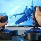 T.Flight Hotas 4: Thrustmaster bringt Joystick und Schubregler für PS4