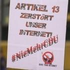 Pauschallizenzen: CDU will ihre eigenen Uploadfilter verhindern