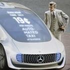 Taxi-Konkurrenz: Daimler soll Bau von über 10.000 Roboterautos planen