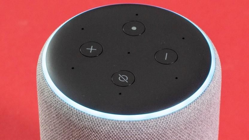 Neue Funktion für Alexa-Lautsprecher