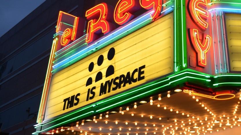 2013 versuchte es Myspace mit einem Relaunch.