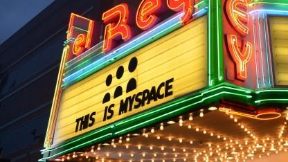 Teile der verschwundenen Myspace-Daten Daten sind wieder da.