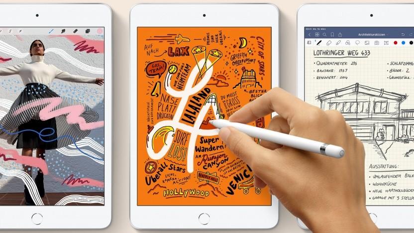 Das neue iPad Mini von Apple