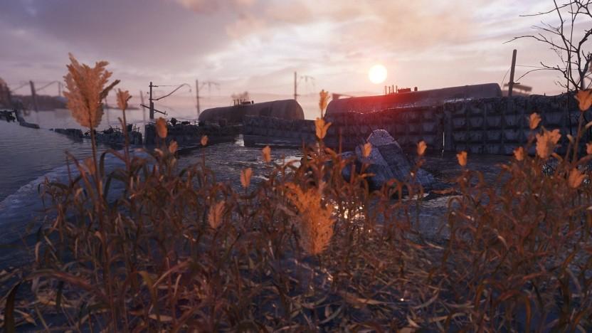 Szene aus Metro Exodus mit Raytracing-GI